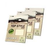 TSME425/PM/20 Бумага Top Style Metallic pearl (перламутровый) 250 гр/м2, 20 листов, A4