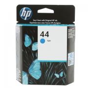 51644CE Картридж HP №44 DEJ750C (42ml) (cyan) (o)