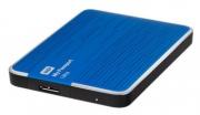WD Original USB 3.0 2Tb WDBBUZ0020BBL-EEUE MY PASSPORT ULTRA (5400rpm) синий