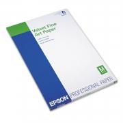 Бумага Epson C13S041637 Velvet FineArt Paper, A3+, бархатистая, 260г/м2, 20 листов.