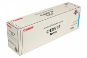 Картридж Canon CEXV-17 голубой